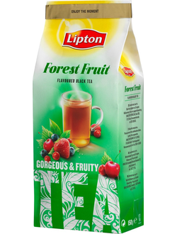 Чай листовой Lipton Forest Fruit (Нидерланды, 150 гр)